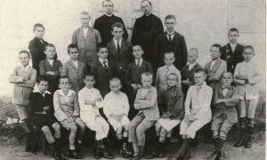 1924 - No Seminário