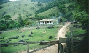 1999 - Local onde nasceu o Padre Aloísio - só o local a casa não é a mesma