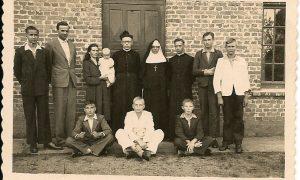 Com a familia - Seminário de Corupá (1)